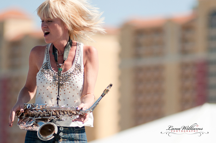 Seabreeze Jazz Festival by Lana Williams Photography, LLC